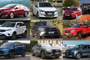 Retrospectiva: relembre os 10 principais lançamentos de carros de 2020