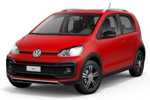 VW up! 2021 cumpre a lei, mas coloca quinto ocupante em perigo