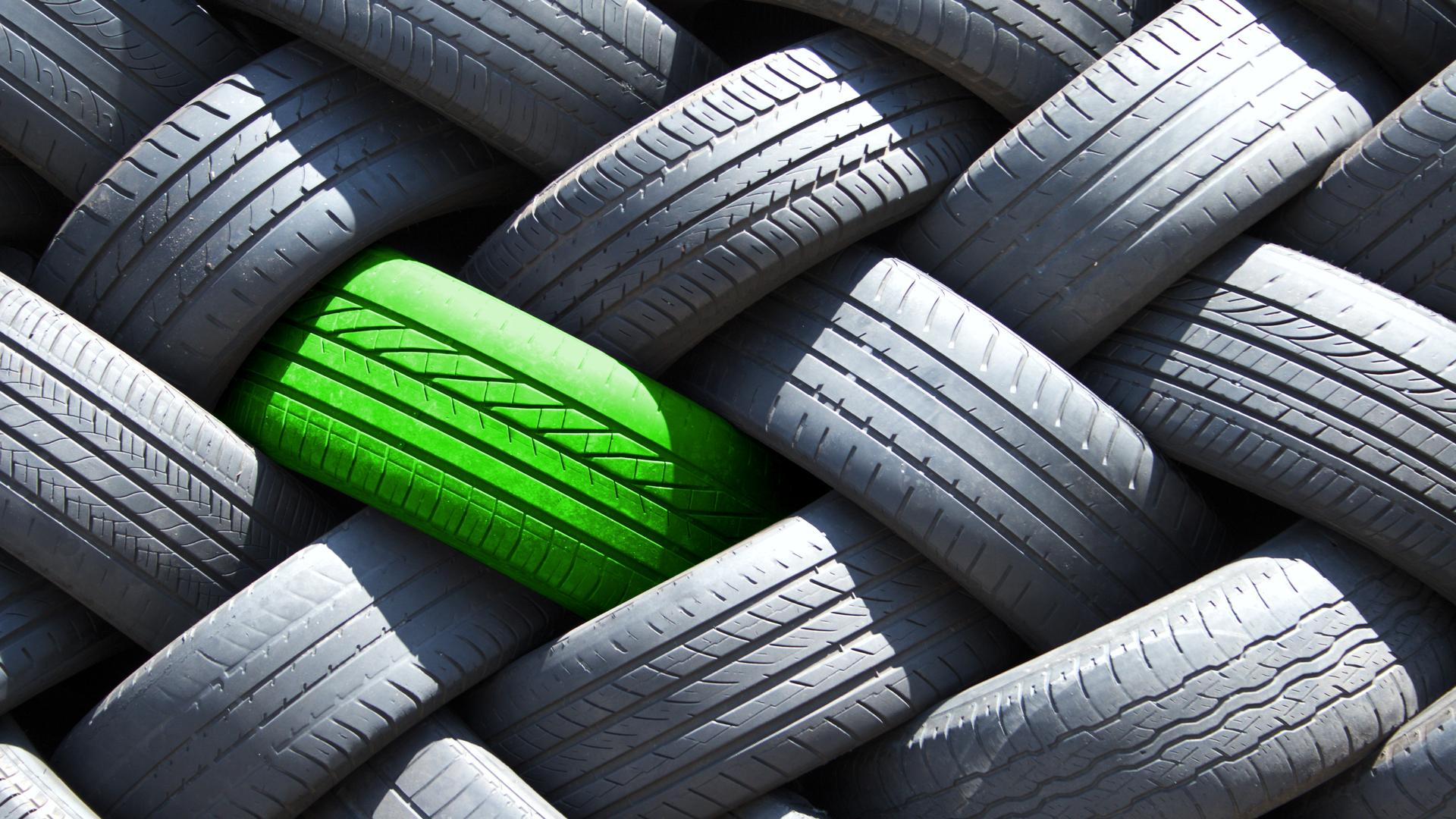 pneus pneu verde ecologico