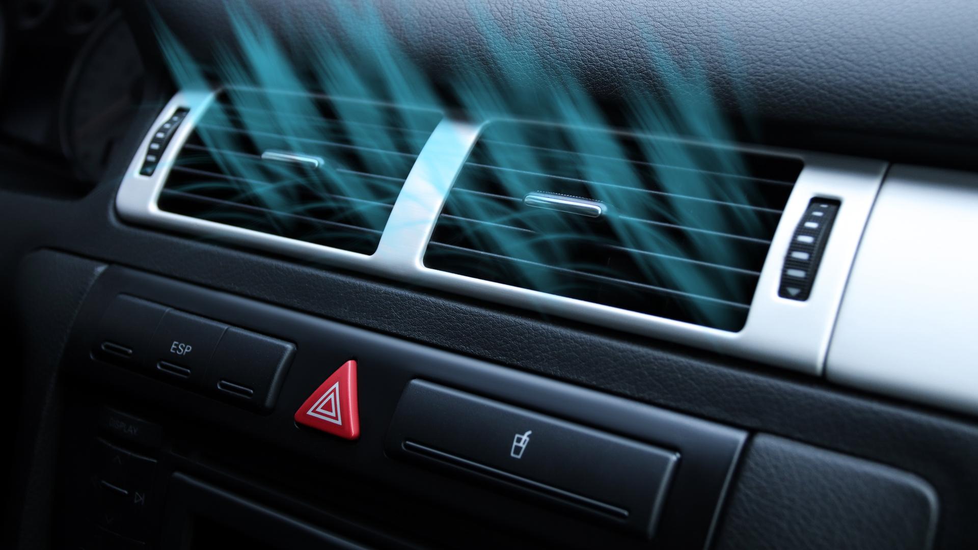 ar condicionado carro desligar antes chegar