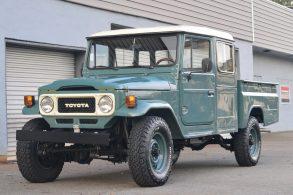 Toyota Bandeirante, o 'jipessauro', é leiloado por R$ 212 mil; veja vídeo