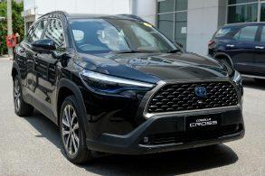 Toyota cadastra interessados no novo SUV Corolla Cross