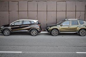 Renault: Kwid reestilizado, Captur e Duster com motor premiado