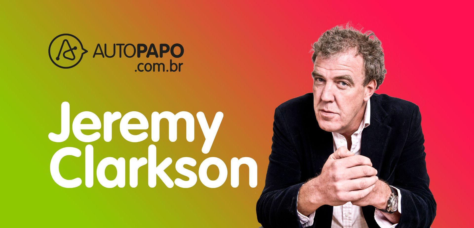 Jeremy Clarkson no AutoPapo