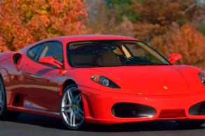 Ferrari F430 de Donald Trump está sendo leiloada (pela segunda vez)