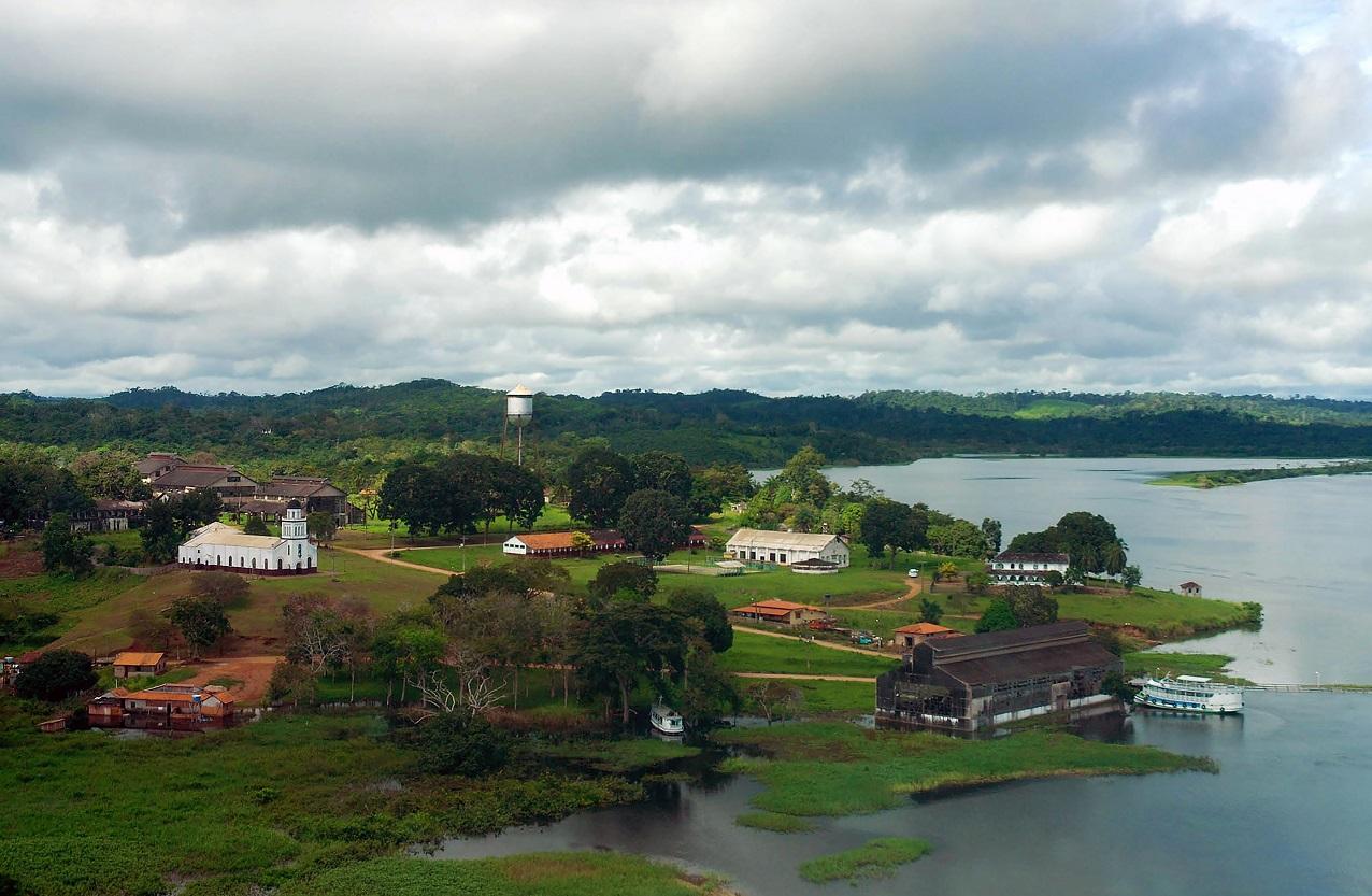 fordlancia cidade construida pela ford na floresta amazonica
