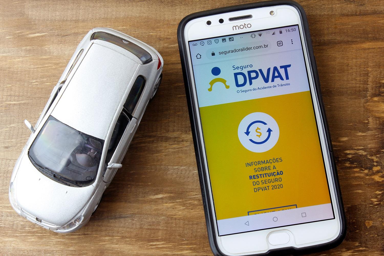 seguro obrigatorio dpvat app celuar