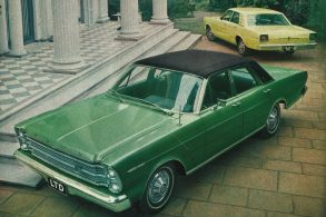 ford galaxie 500 e ltd 1969