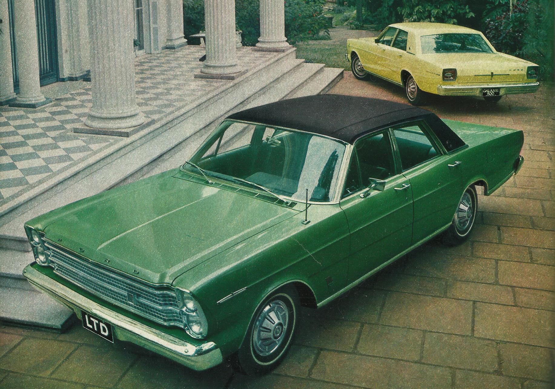 ford galaxie 500 e ltd 1969