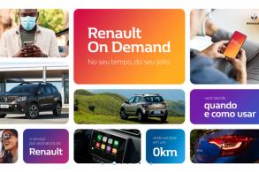 Carros por assinatura Renault: conheça o programa 'On Demand'