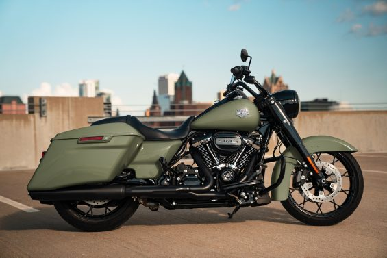 harley davidson touring road king special 2021 3