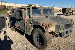 Blindado do exército é recuperado após roubo na Guarda Nacional dos EUA