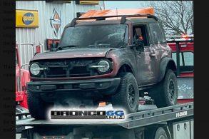 Incêndio destrói duas unidades pré-série do Ford Bronco