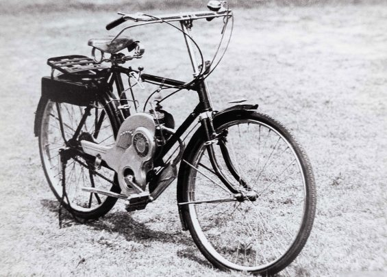 suzuki 100 anos 3 primeira bicicleta motorizada poer free de 1952