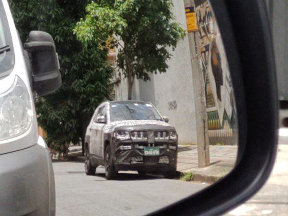 novo jeep compass 2022 reestilizado de frente 1