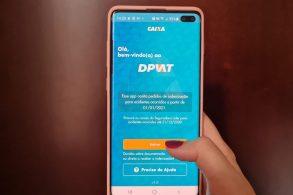 Aprenda como solicitar indenização pelo app Caixa DPVAT