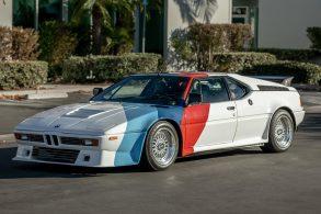 'O carro do Brian': BMW M1 de Paul Walker é vendido por R$ 2,7 milhões