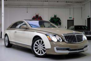 Carro de luxo feito a pedido do ex-ditador Muammar Gaddafi está à venda