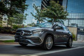 Confira preço e detalhes do Mercedes GLA 200 AMG Line