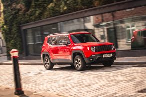 Jeep Renegade híbrido: um 'rato impotente'