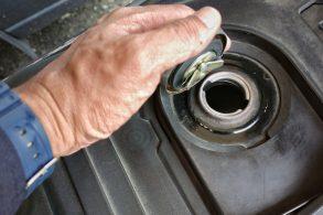 Querosene no diesel?