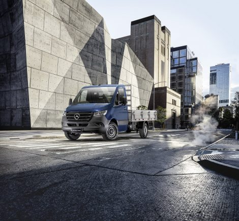 Mercedes-Benz Sprinter Street 314 CDI Chassi Cabine