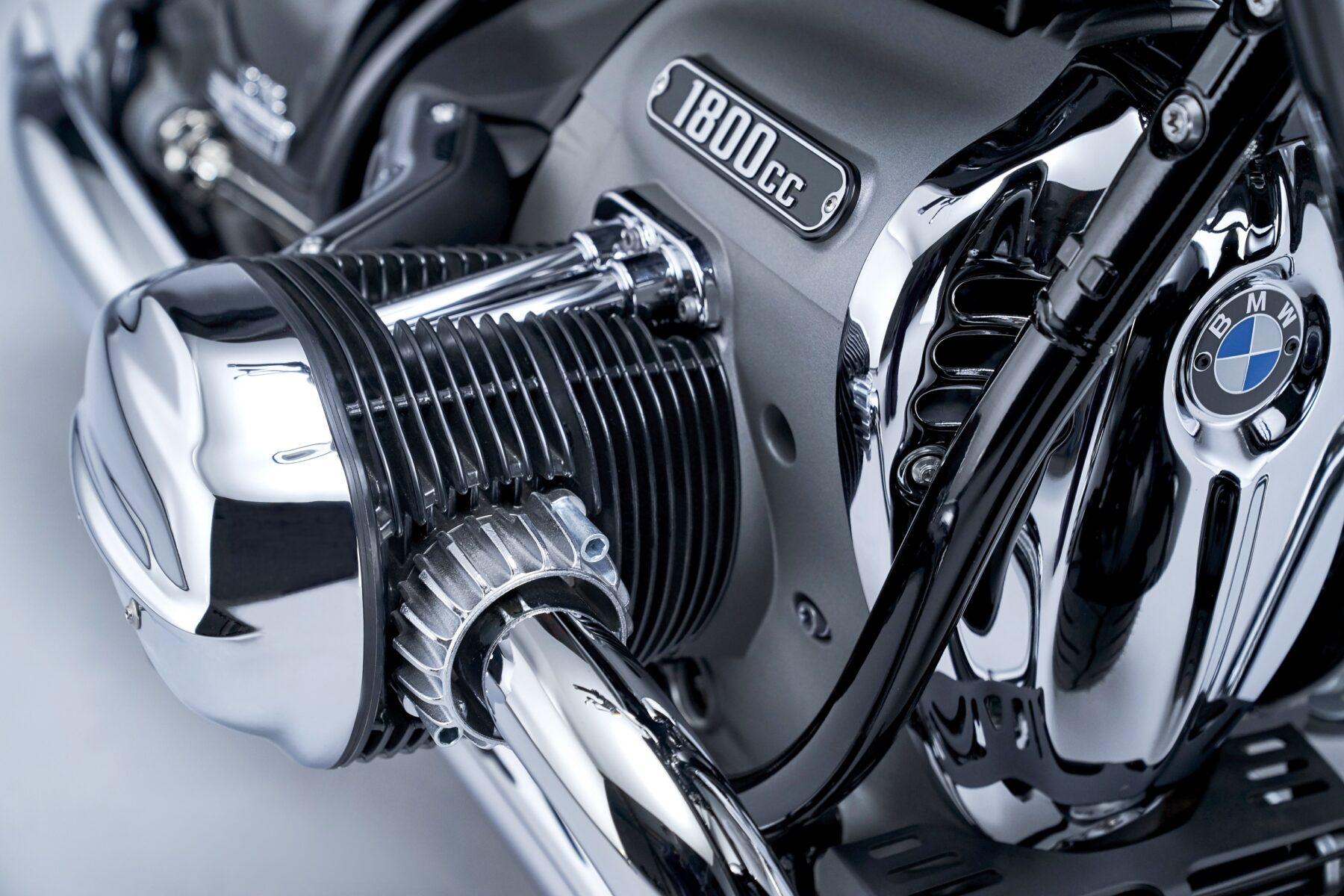 bmw r18 customizada 5 r18 atual motor