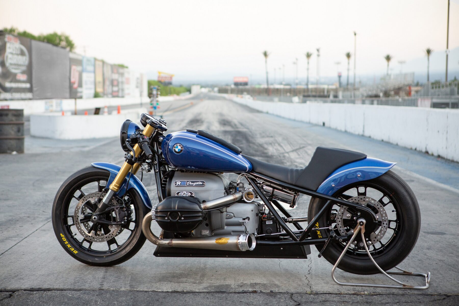 bmw r18 customizada 15 roland sands dragster