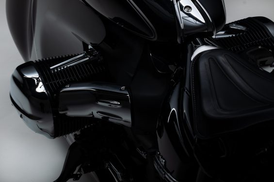 bmw r18 customizada 25 spirit of passion