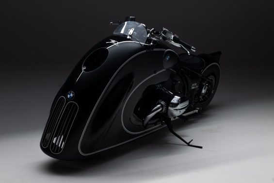 bmw r18 customizada 26 spirit of passion