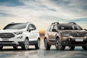Renault parabeniza o EcoSport?