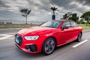 Audi A4 2021 tem retoques e mais tecnologia para enfrentar a dura concorrência