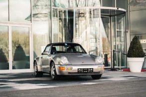 Porsche 911 conversível de Maradona será leiloado