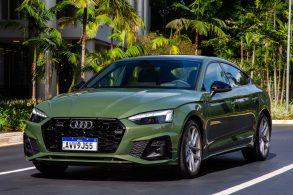 Audi A5 pega carona com A4 e também chega como linha 2021