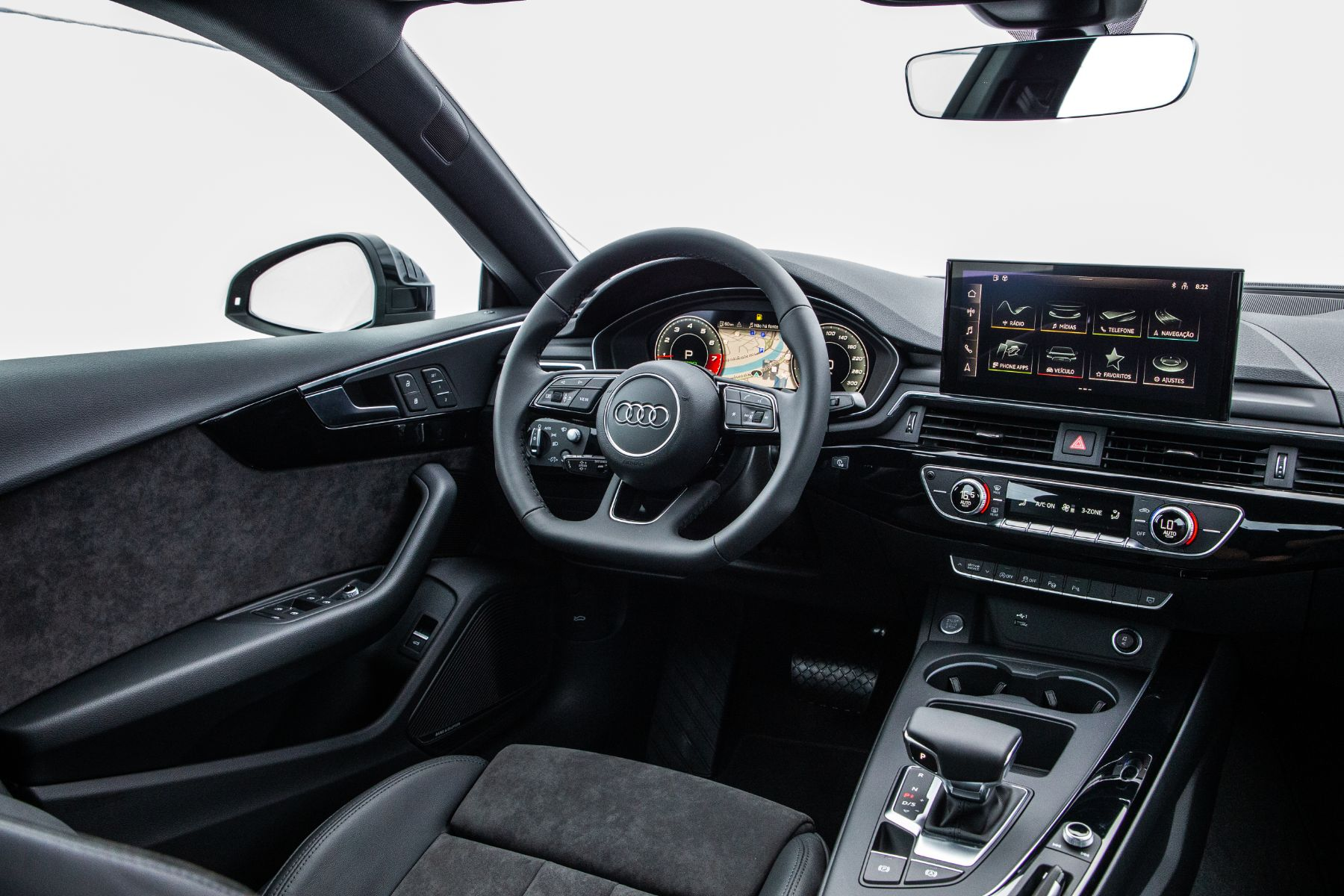audi a5 sportback 2021 interior 1