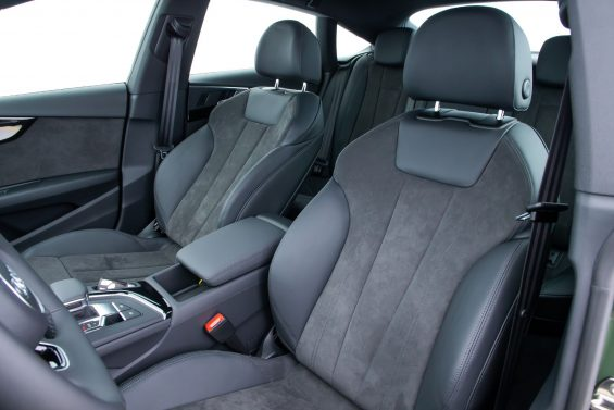 audi a5 sportback 2021 interior 3