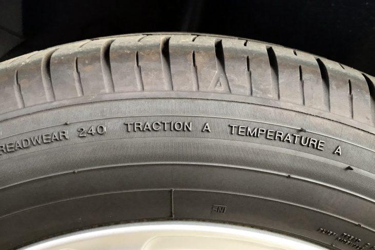 treadwear pneu do carro funcao