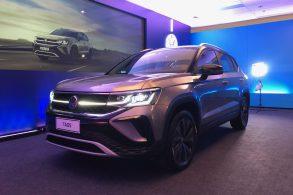 [Vídeo] VW Taos: SUV encara Corolla Cross e Compass?