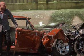 Quantos carros foram destruídos nos filmes 'Velozes e Furiosos'?
