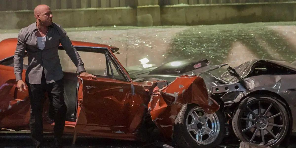 velozes e furiosos carros destruidos dominic toretto