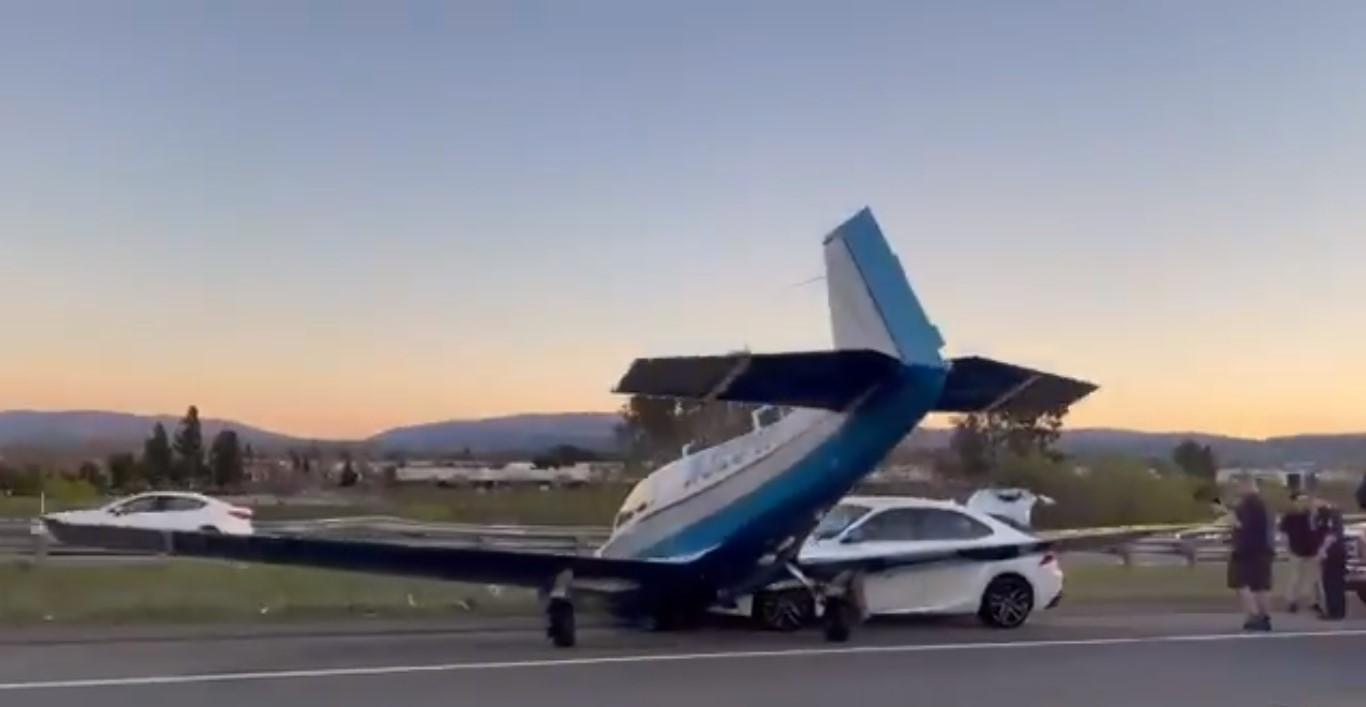 acidente lexus is monomotor california