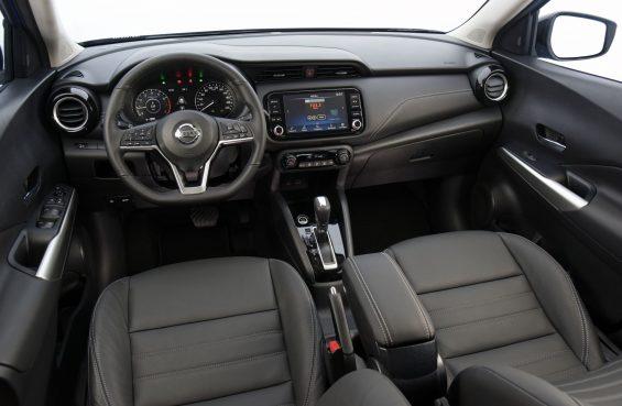 interior nissan kicks 2022 exclusive 1