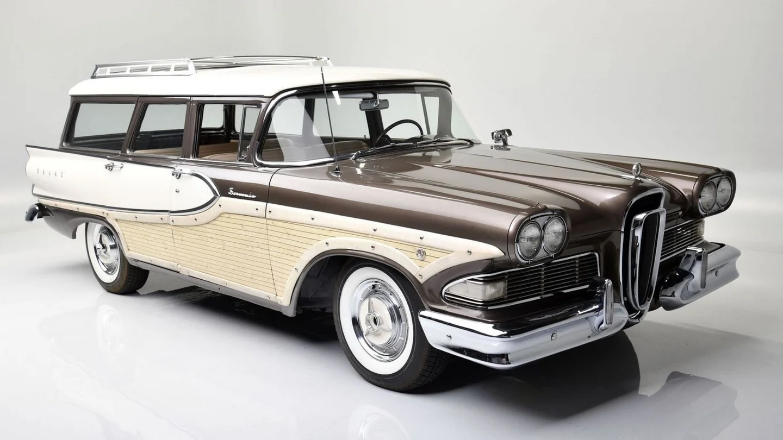 edsel bermuda wagon 1958 do bisneto de henry ford