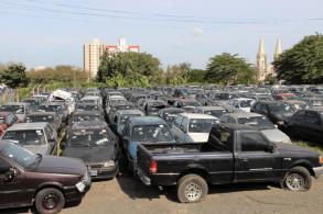 Carros roubados recuperados podem ser 'absolvidos' de taxas