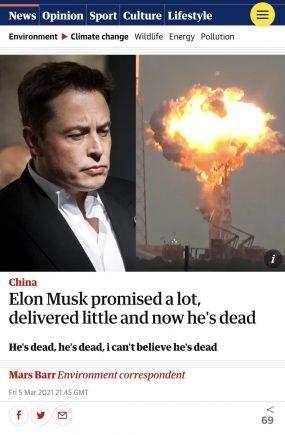 morte elon musk fake news 3