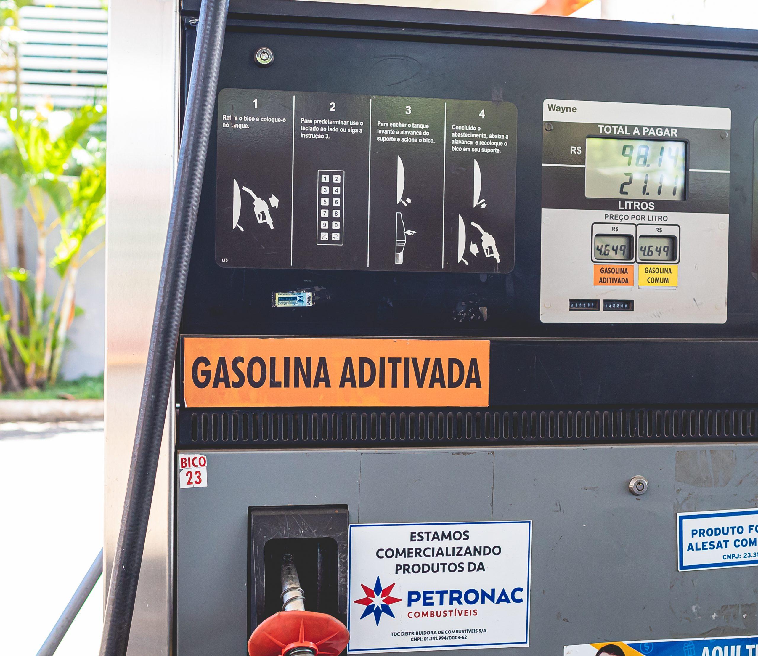 gasolina aditivada shutterstock