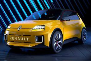 Renault apresenta novo logo 'retrô' em comerciais