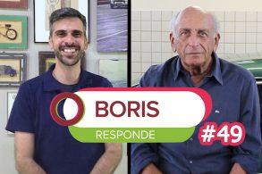 Boris Responde #49 | Água do ar-condicionado no radiador? Estaciono com a ré engrenada?