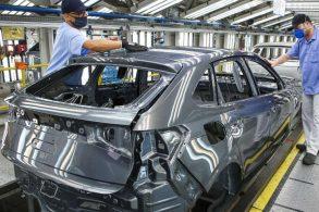 Volkswagen suspende a produção de veículos nas fábricas do Brasil
