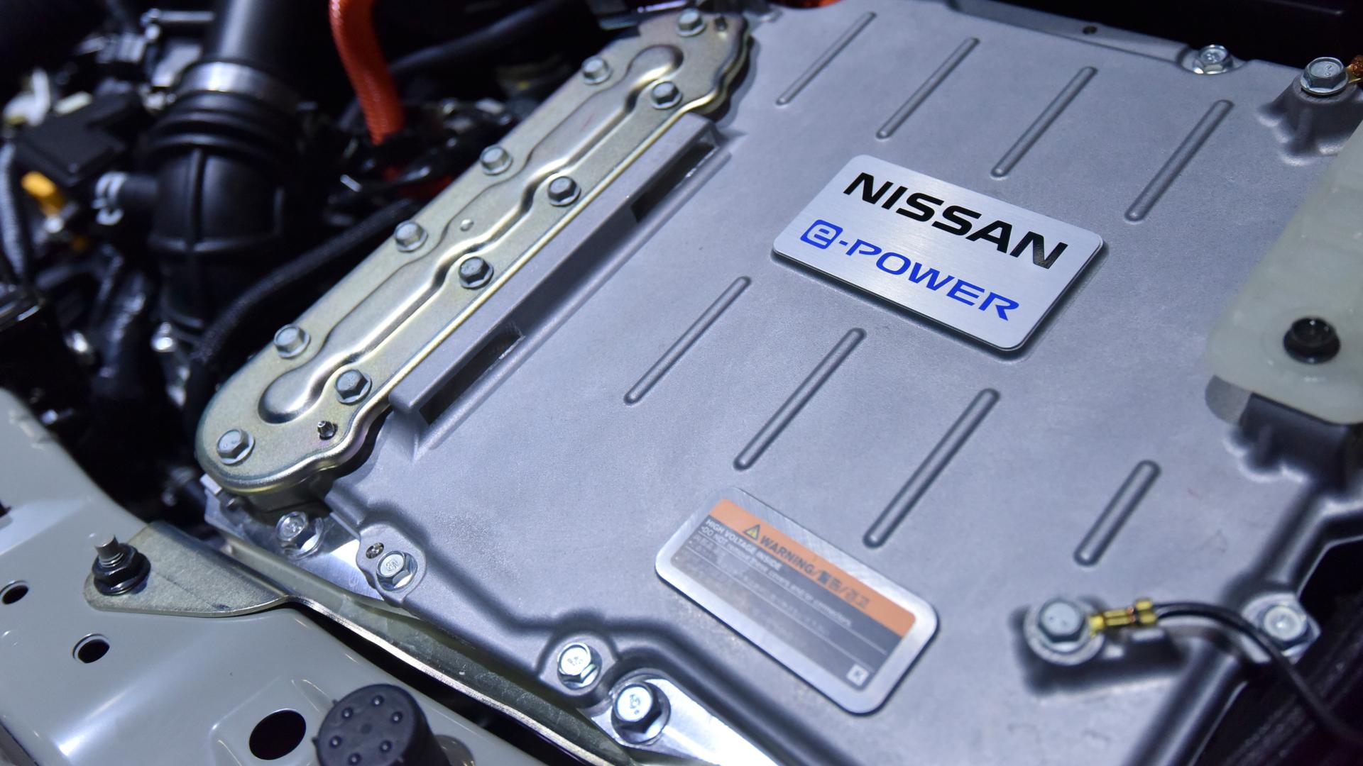 motor nissan e power carro eletrico shutterstock 1244844544